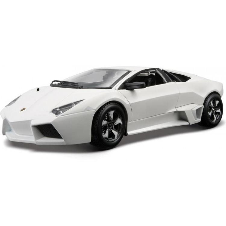 Bburago Kit Lamborghini Reventón 1 24 fehér - RCVilag.hu d8fcfd5c16
