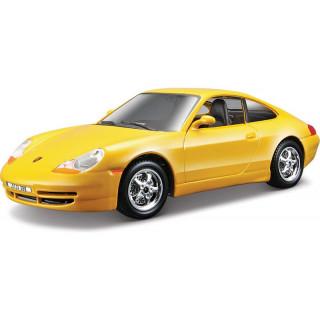 Bburago Kit Porsche 918 Spyder 1:24 žlutá