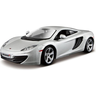 Bburago Kit McLaren MP4-12C 1:24 bílá