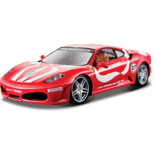 Bburago Ferrari F430 Fiorano 1:24 červená