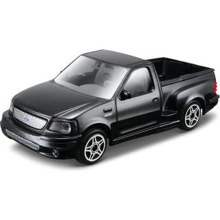 Bburago Ford SVT F150 Lightning 1:43 černá metalíza
