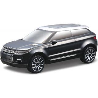 Bburago Land Rover LRX Concept 1:43 černá