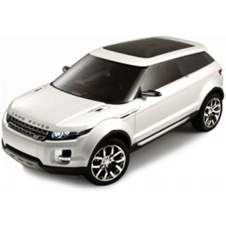 Bburago Land Rover LRX Concept 1:43 fehér