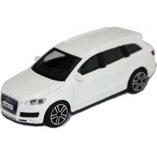Bburago Audi Q7 1:43 bílá