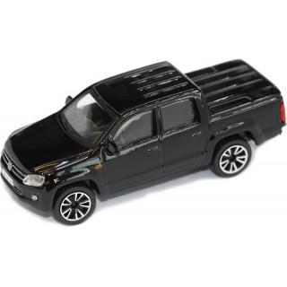 Bburago Volkswagen Amarok 1:43 fekete