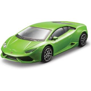 Bburago Lamborghini Huracán LP 610-4 1:43 zöld