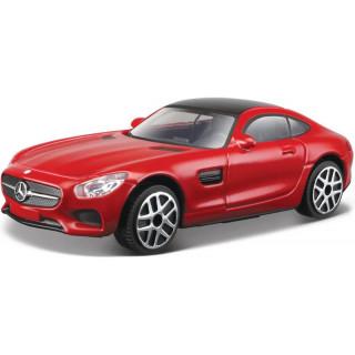 Bburago Mercedes-AMG GT 1:43 červená