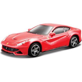 Bburago Ferrari FF 1:43 červená