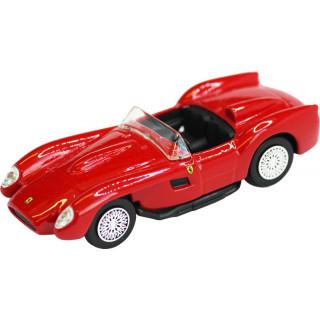 Bburago Ferrari 250 Testa Rossa 1:43 piros