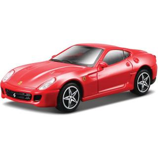 Bburago Ferrari 599 GTB Fiorano 1:43 červená