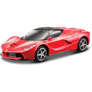 Bburago Ferrari LaFerrari 1:43 piros