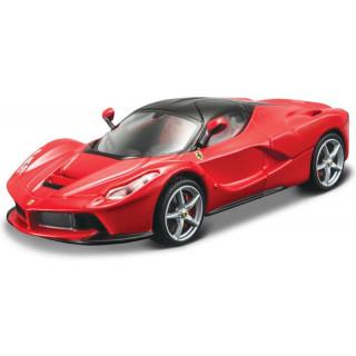 Bburago Signature Ferrari LaFerrari 1:43 piros