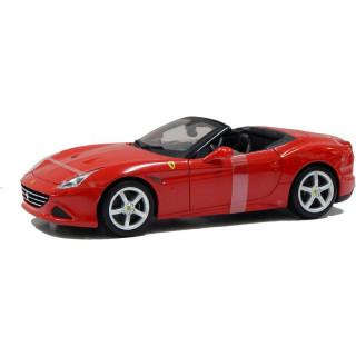 Bburago Signature Ferrari California T 1:43 piros