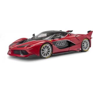 Bburago Signature Ferrari FXX K 1:43 NO88 piros