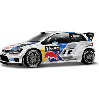Bburago VW Polo R WRC 2014 1:32 Sébastien Ogier