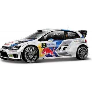 Bburago VW Polo R WRC 2014 1:32 Jari-Matti Latvala