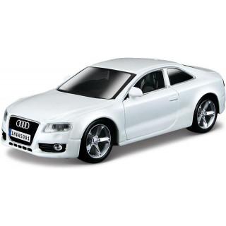 Bburago Audi A5 1:32 bílá