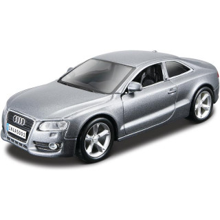 Bburago Kit Audi A5 1:32 šedá metalíza