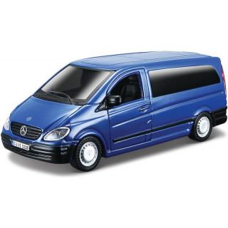 Bburago Kit Mercedes-Benz Vito 1:32 modrá
