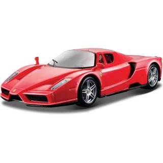 Bburago Kit Ferrari Enzo 1:32 červená