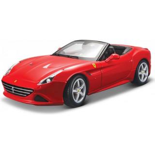 Bburago Ferrari California T (otevř.) 1:32 červená