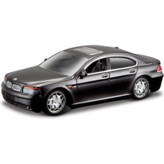 Bburago BMW 760 Li 1:64 černá