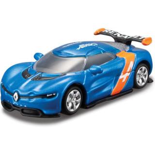 Bburago Alpine A110-50 1:64 modrá metalíza