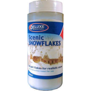 Scénické sněhové vločky 500ml
