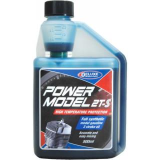 Power Model 2T-S olej do benzinových motorů 500ml