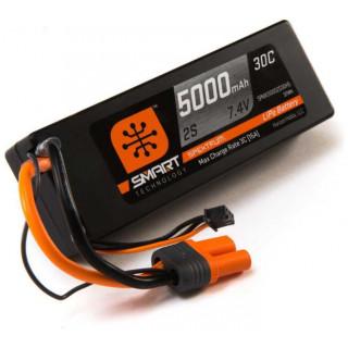 Spektrum Smart LiPo Car 5000mah 2S 7.4V 30C HC IC5