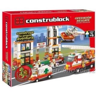 Construblock - Záchranáři (830)