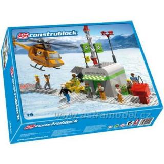 Construblock - Arktická základna