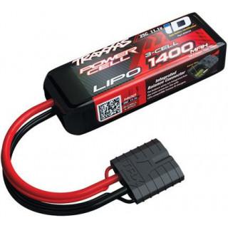 Traxxas LiPo baterie 11.1V 1400mAh 25C iD