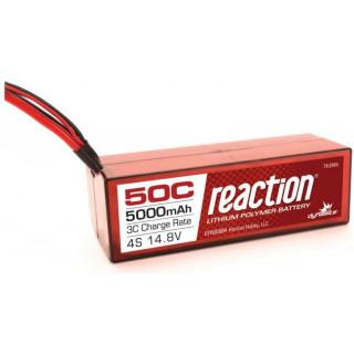 LiPol Reaction Car 14.8V 5000mAh 50C HC EC5