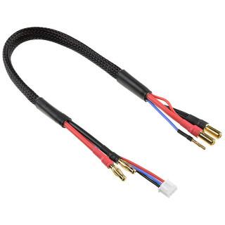 Nabíjecí kabel s 2S XH - 4mm/2mm 30cm