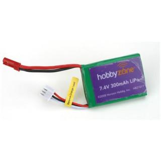 Baterie LiPol 7,4V 300mAh: Mini Cub