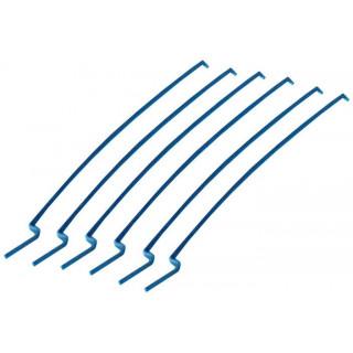 Klima Zajišťovací háček raketového motoru 68mm (6)