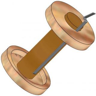 Klima Držák motoru 50mm / 1x 18mm