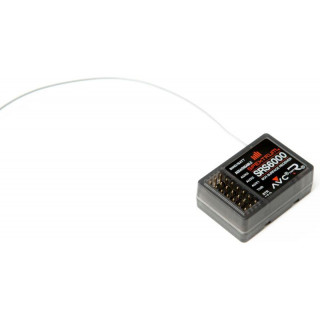 Spektrum přijímač SRS6000 DSM2/DSMR 6CH AVC