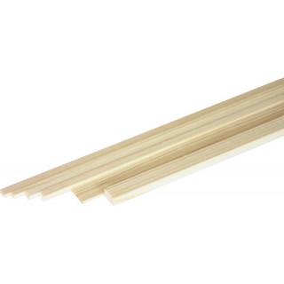 Broušený smrkový nosník 8x12mm (1m)