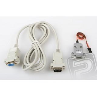 85150 PC-kabel pro RC-Synth přijm.