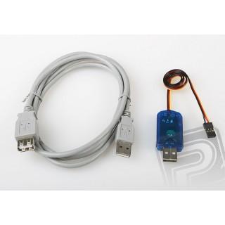 85149 USB kábel az M-LINK vevőkhöz és telemetriához