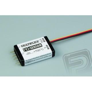 85402: M-LINK telemetriás vevő hőmérséklet érzékelő