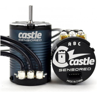 Castle motor 1406 1900ot/V senzored