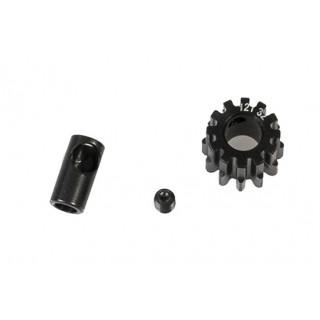 12 fogas acél motoros fogaskerék, modul 32DP