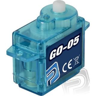 GO-05 szervó 5g