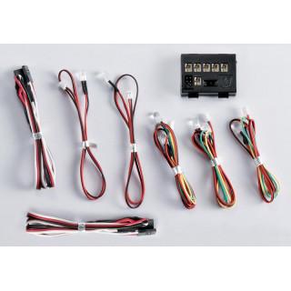 Killerbody světelná sada 1:10 8 LED s řídící jednotkou