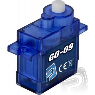 GO-09 szervó 9g