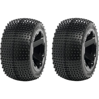 "Medial Pro kerék 4.0"" XD Buggy S17/37mm, gumiabroncs  Viper (pár)"