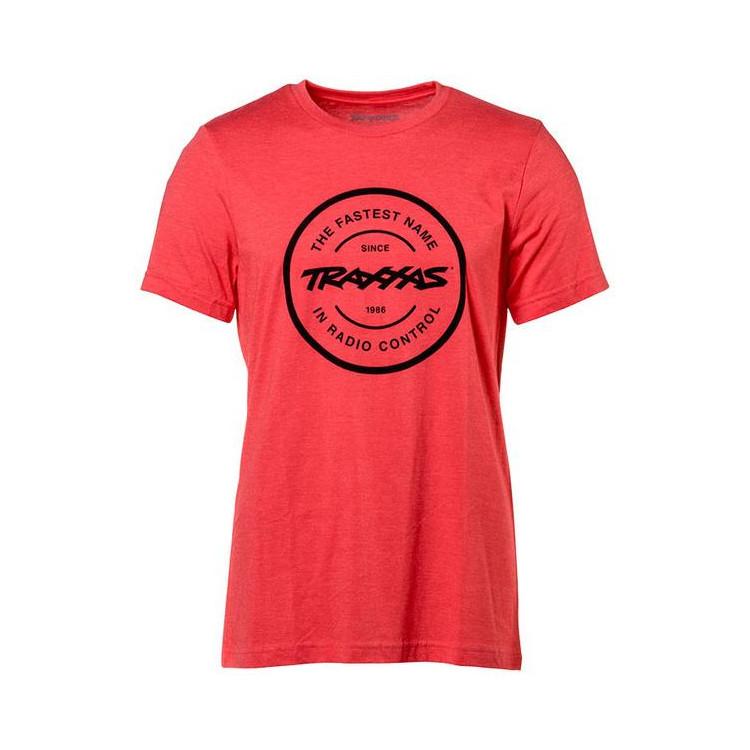 Traxxas tričko Radio Control červené M